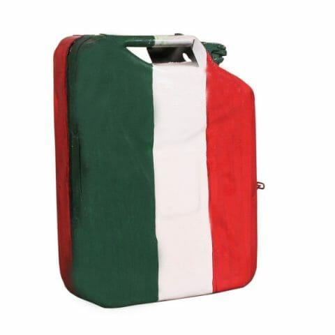 Kanisteri seinäkaappi Italia