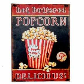 Sisustustaulu Popcorn
