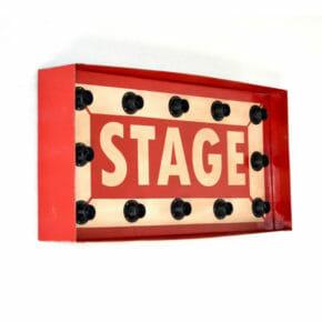 """Seinävalaisin """"Stage"""""""