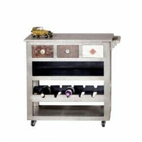 Keittiövaunu / apupöytä