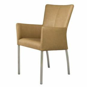 Tuoli käsinojilla Vintage Natural