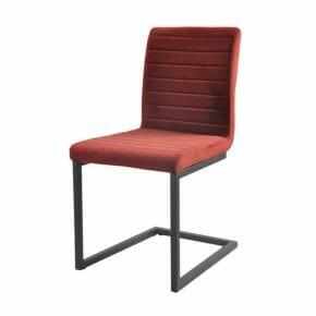 Tuoli punainen 2-setti