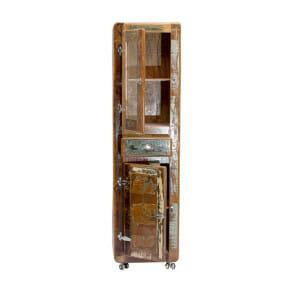 Fridge -sarjan 190 cm korkea kapeampi kaappi
