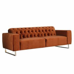 Sohva Orange-red brown