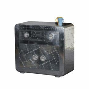 Airmanin tyylikäs ja vahvarakenteinen 90 cm leveä laatikosto / lipasto
