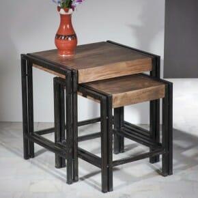 Sohvapöytä 2-osaa