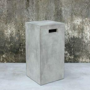 Cement Jakkara / kukkapöytä, kolme kokoa