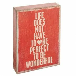 Canett sisustustaulu_wonderful life
