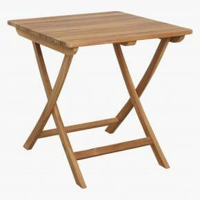 Teak pöytä