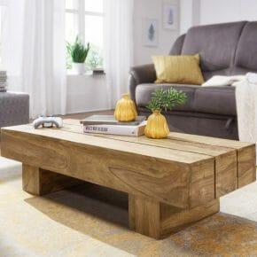 Akaasia sohvapöytä 120 cm